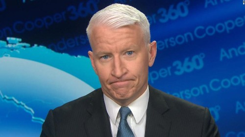 Anderson Cooper: We planned this, then Trump tweeted