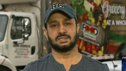 Sikh man who found bombing suspect: 'I did what every American would have done'