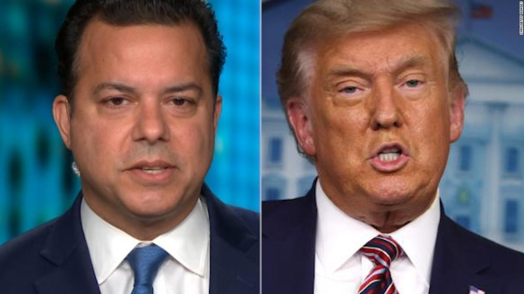 Avlon: Trump shows fundamental disrespect of fact and reality