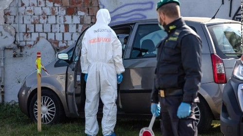 Italy shuts all schools over coronavirus outbreak
