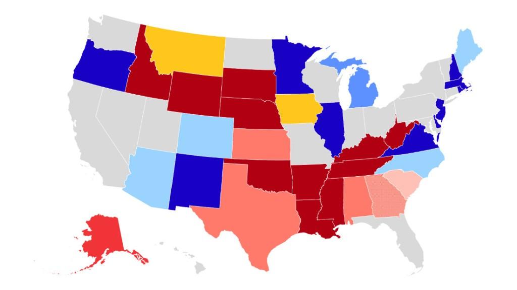 Analysis: Senate Republicans got some VERY bad news Monday
