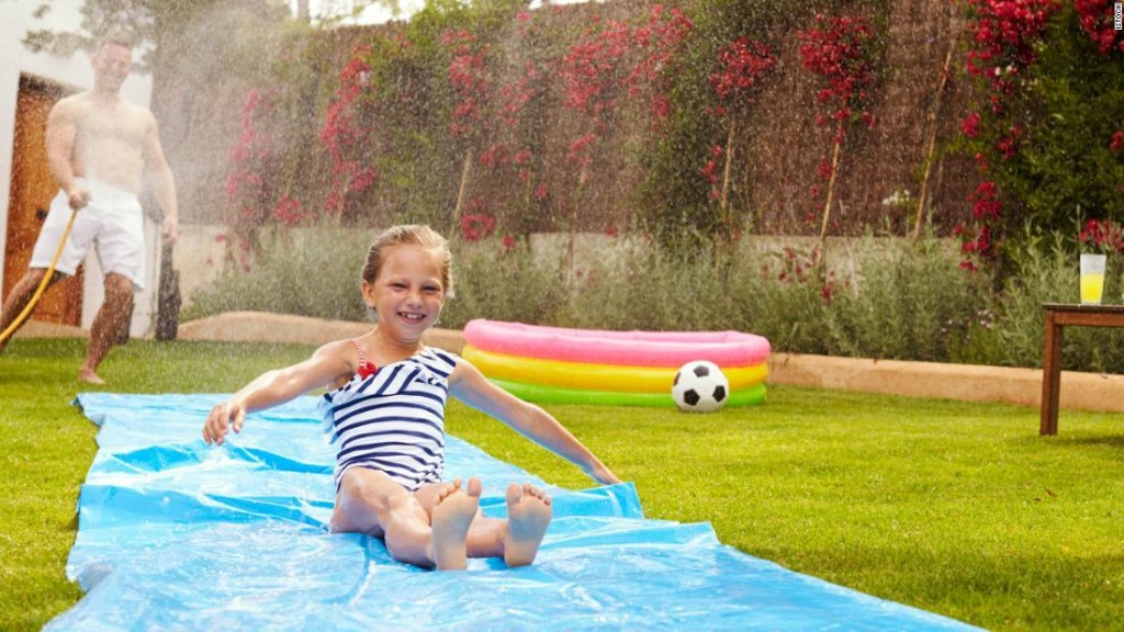 Fun family activities: Summer outdoor actvities while staying home - CNN
