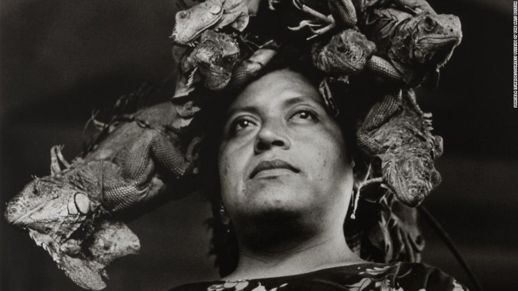 Graciela Iturbide's images reveal untold stories of indigenous Mexico