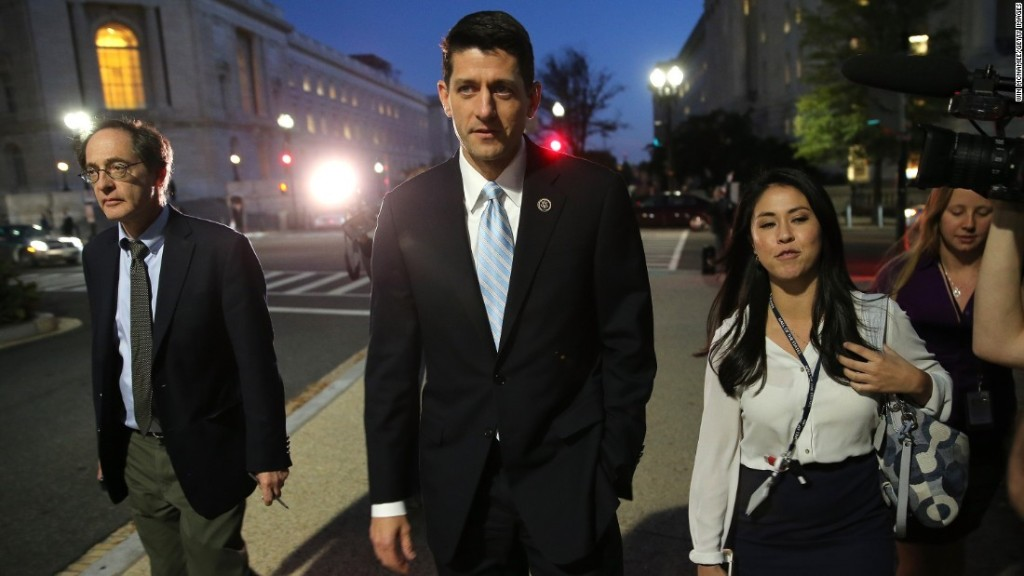 For Obama, Speaker Ryan could mean a chance at compromise - CNNPolitics