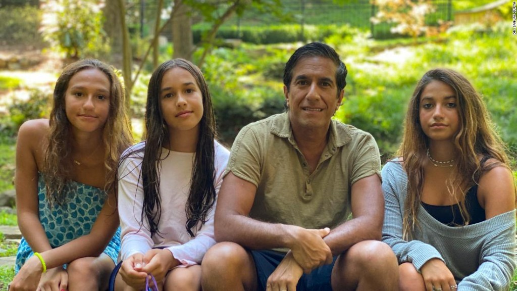 Dr. Sanjay Gupta: Why I am not sending my kids back to school