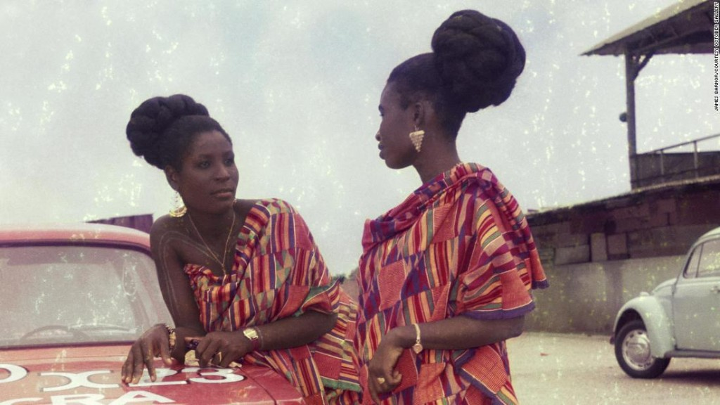 From Accra to London, how photographer James Barnor captured decades of style