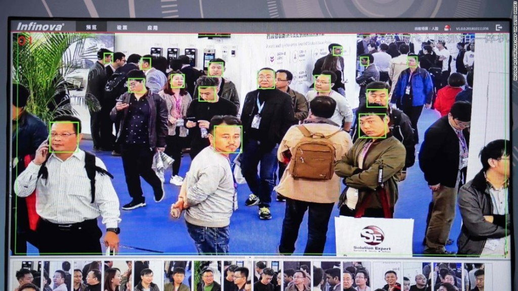 China is rolling out facial recognition for all new mobile phone numbers