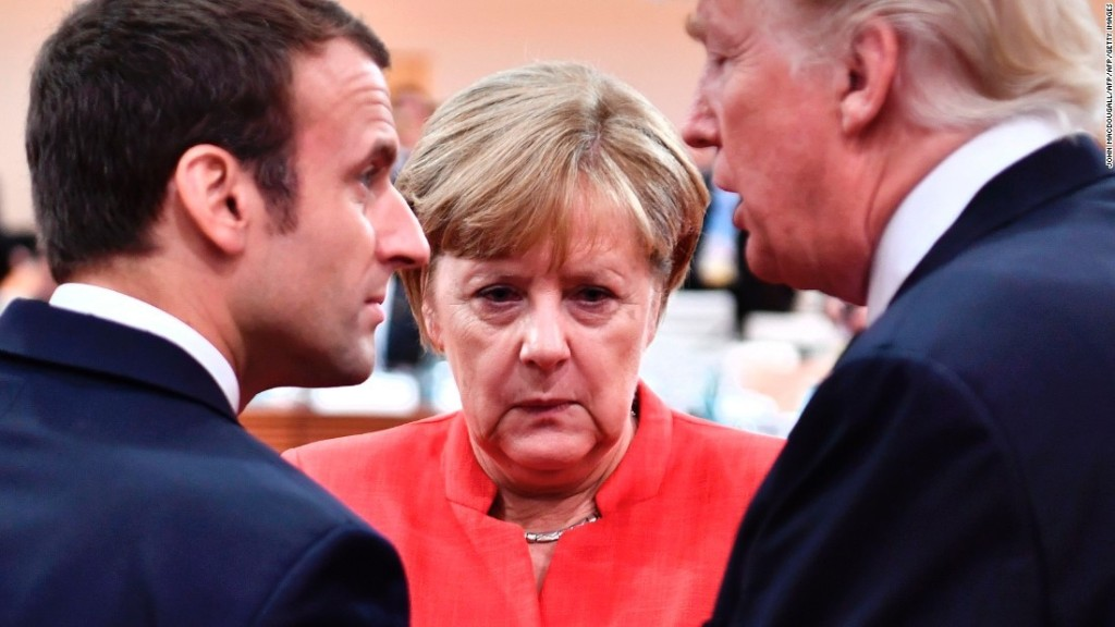 Opinion: What Europe fears most about the US election