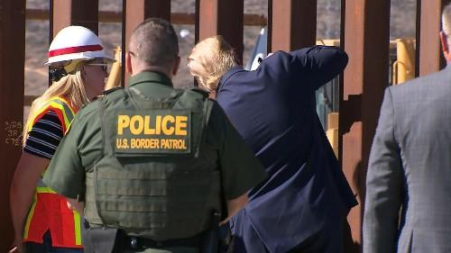 Washington Post: Border agents say smugglers in Mexico are sawing through parts of Trump's border wall