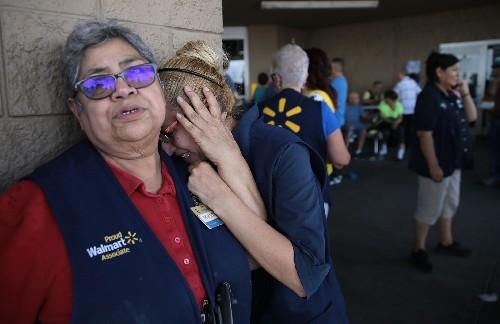 In photos: Shooting at El Paso shopping center