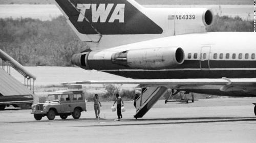 Greek police arrest 1985 TWA aircraft hijacking suspect