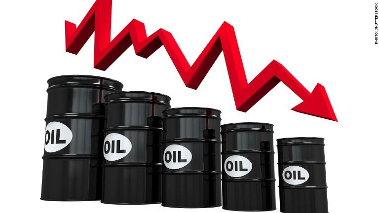 Oil is freaking out the stock market