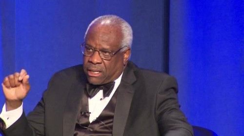 The Clarence Thomas myth that refuses to die