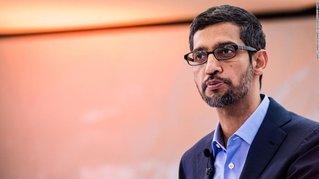 Google parent Alphabet posts first revenue decline in company history