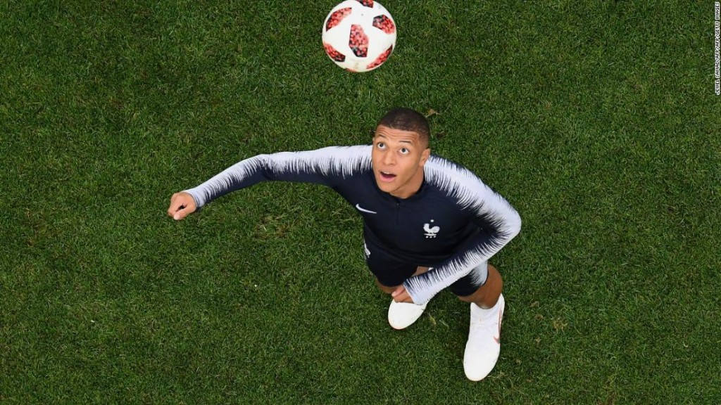 Kylian Mbappe: The 'phenomenon that breathes and sleeps football'