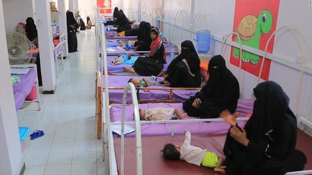 Saudi Arabia announces more than $200 million in UN aid funding to Yemen