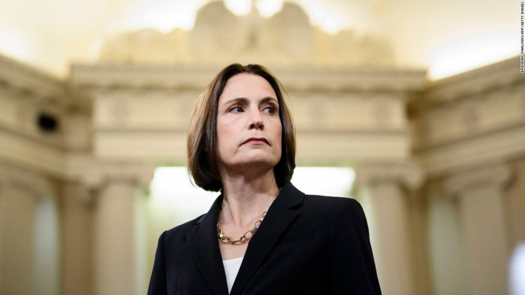 Fiona Hill's extraordinary answer distills what impeachment is about