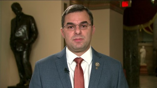 House Freedom Caucus member Justin Amash suggests time for Ryan ouster, blasts Trump