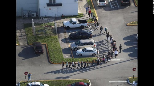 'I'm so sick of this' -- another deadly school shooting