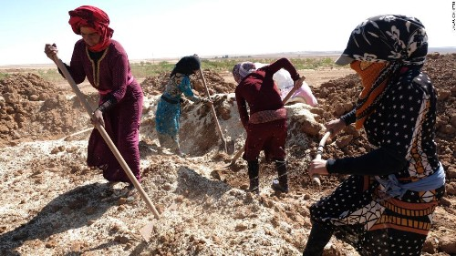 After surviving ISIS and a civil war, these Syrian women built a female-only village