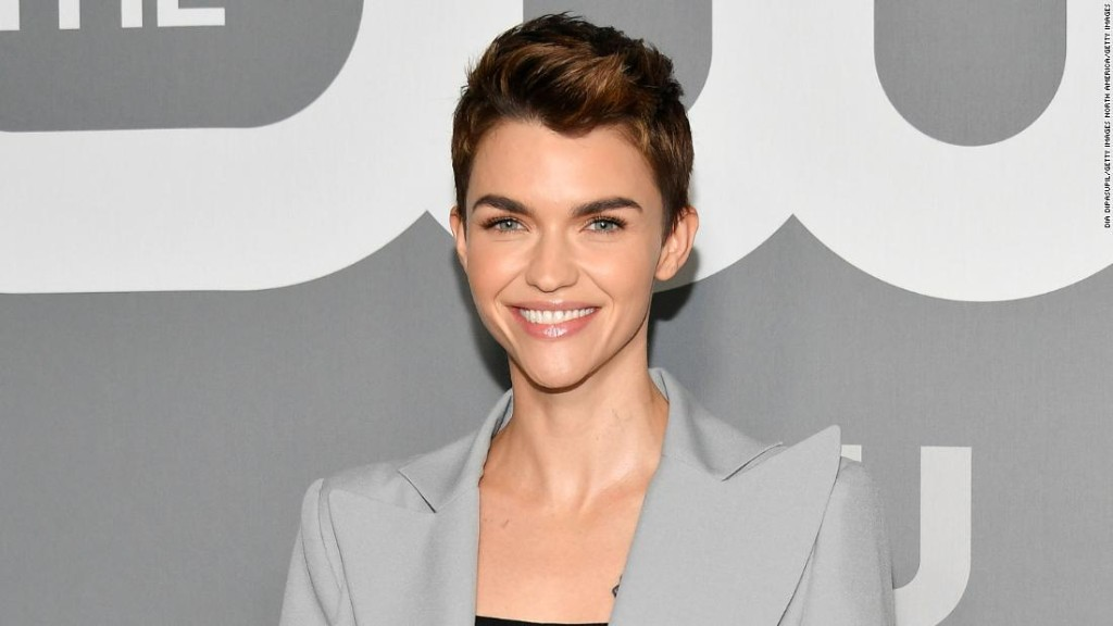 CW to recast 'Batwoman' after Ruby Rose exits series