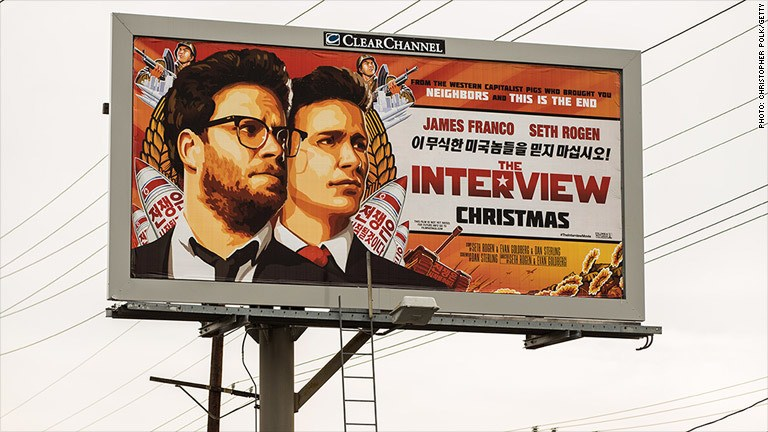 Sony streams 'The Interview' online and makes Hollywood history
