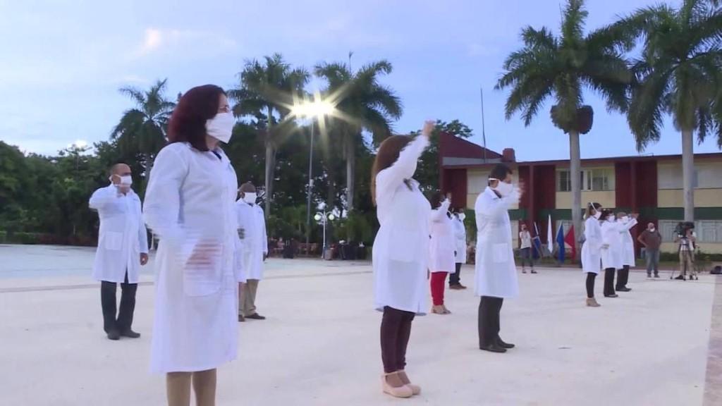 Why the US is criticizing Cuba's overseas medical aid program - CNN Video