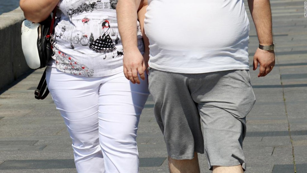 US obesity epidemic could undermine effectiveness of a Covid-19 vaccine