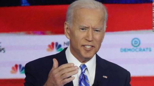 Joe Biden releases plan aimed at helping rural America