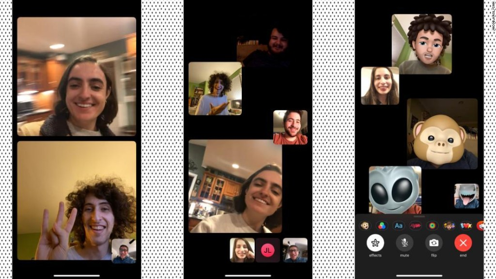 Your how-to guide to making group FaceTime calls, and how to spice them up
