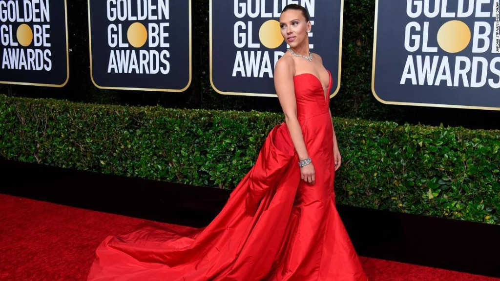 Golden Globes 2020: Best fashion on the red carpet