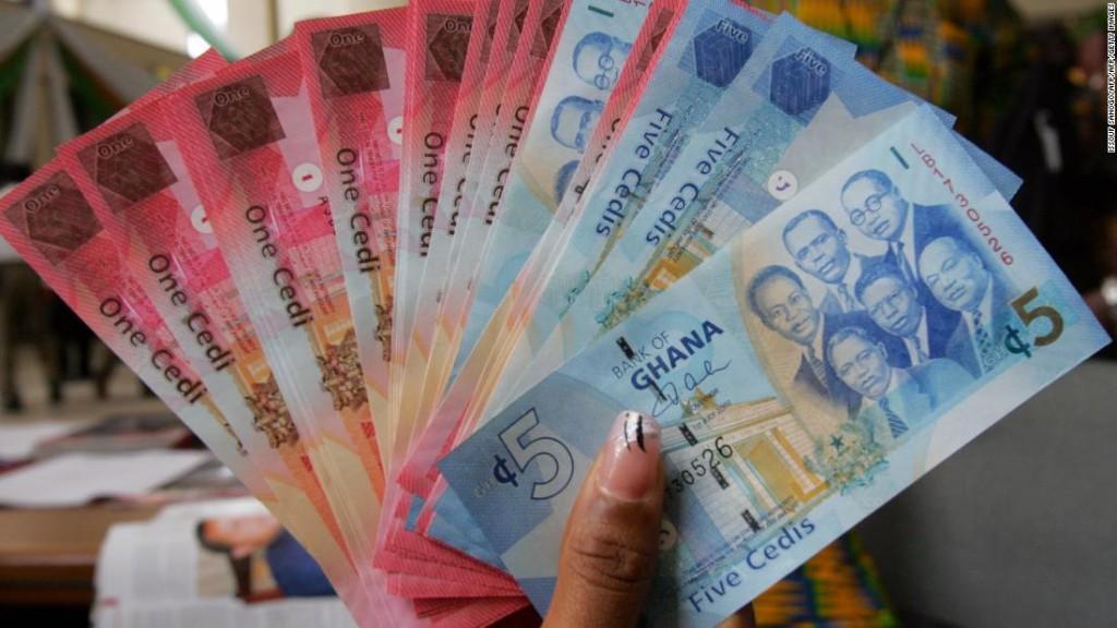 Google regrets 'minor glitch' that sent Ghanaian currency plummeting