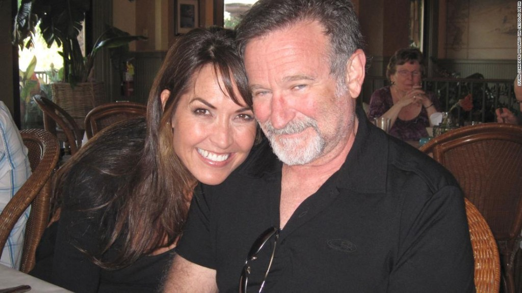 The Lewy body dementia that plagued Robin Williams