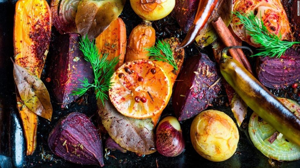 The healthiest ways to cook veggies