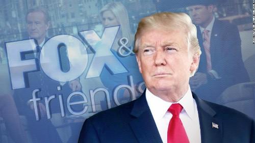 Donald Trump's very dramatic case against impeachment