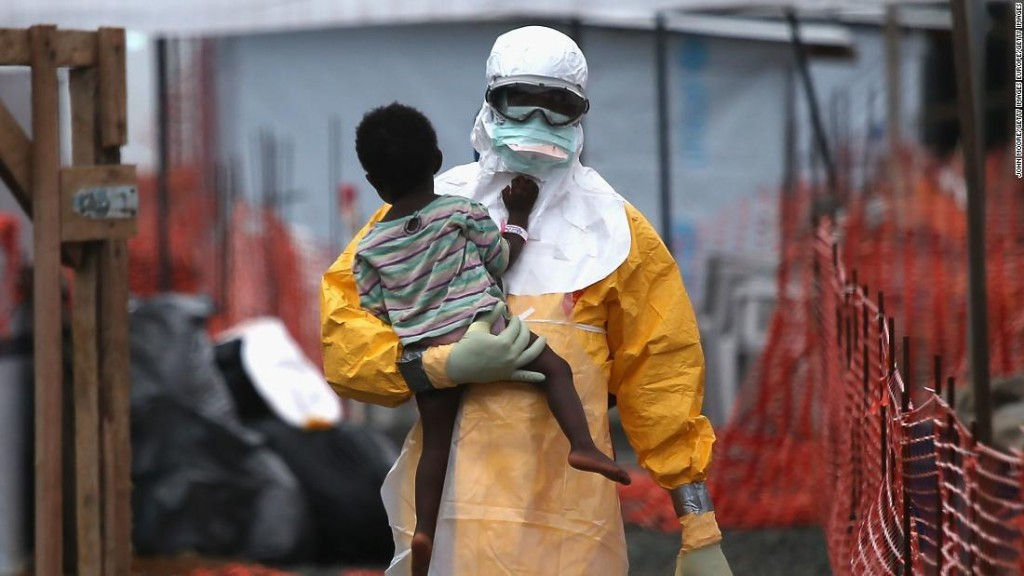 Ebola outbreak in Congo surpasses 600 cases amid more violence