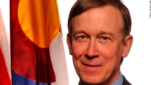 John Hickenlooper: How my 11-year-old son inspired me to pass gun safety laws in Colorado