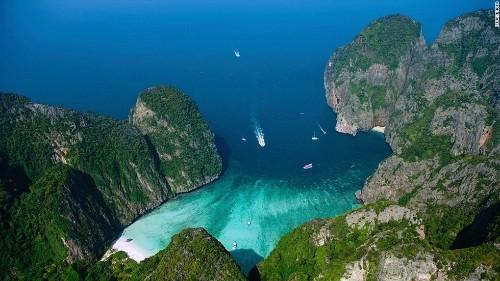 20 amazing cliffside beaches around the world