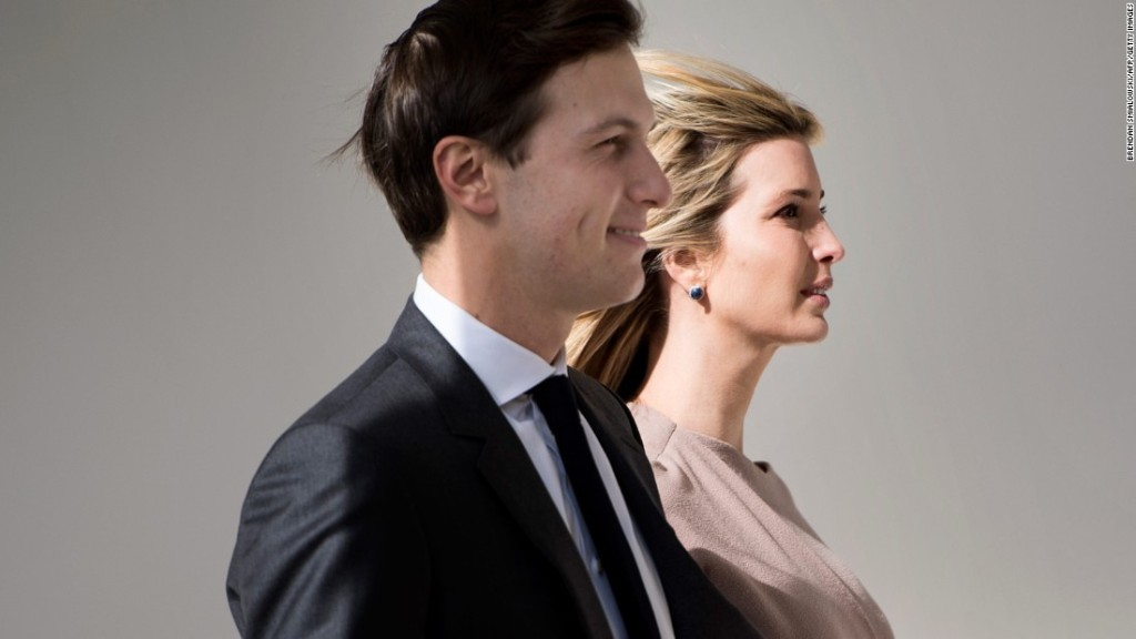 Jared Kushner, Ivanka Trump hit the slopes again