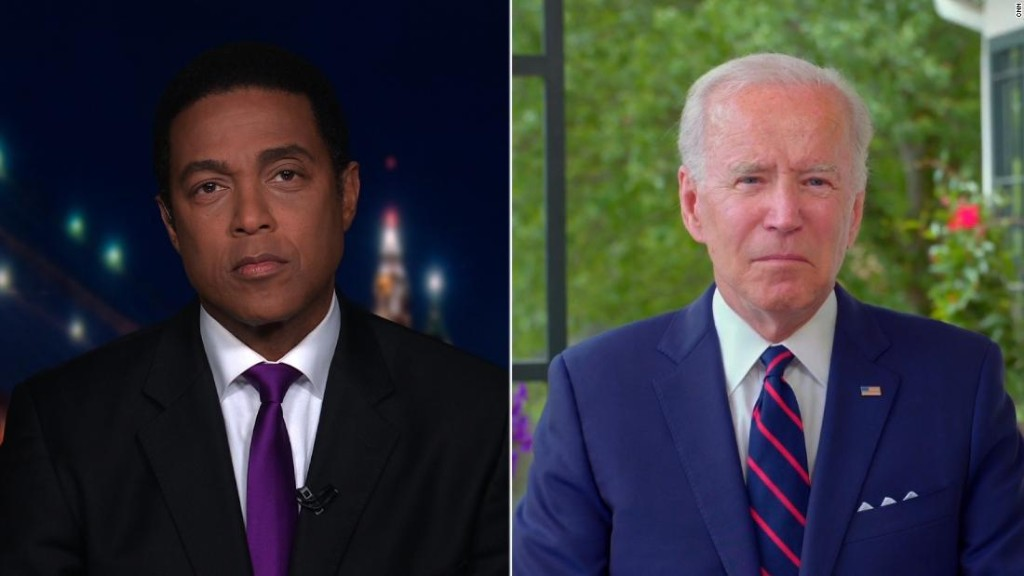 Biden's in one of the best positions for any challenger since scientific polling began