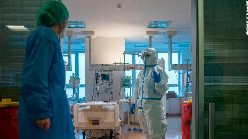 EU will fund transfer of Covid-19 patients across borders to prevent hospitals buckling