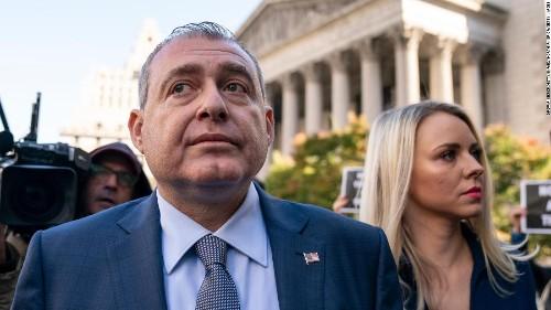 Giuliani associate implicates Trump in Ukraine scheme