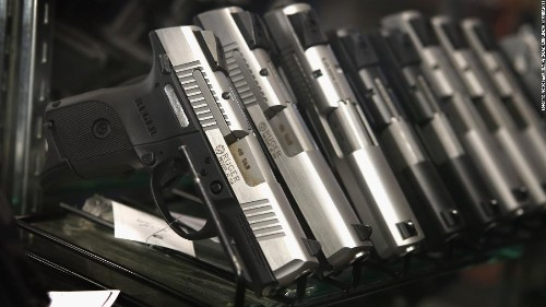 Gun injuries fall during NRA conventions, study says