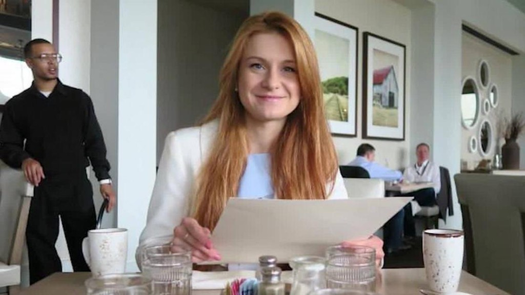 Alleged Russian spy Maria Butina pleads guilty to engaging in conspiracy against US