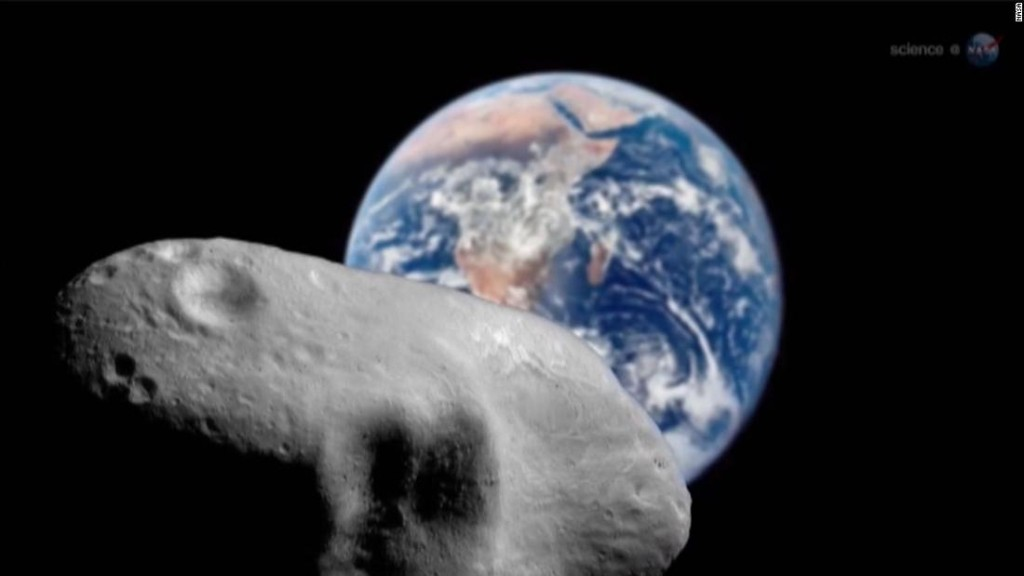 Here's how NASA plans to stop asteroids - CNN Video