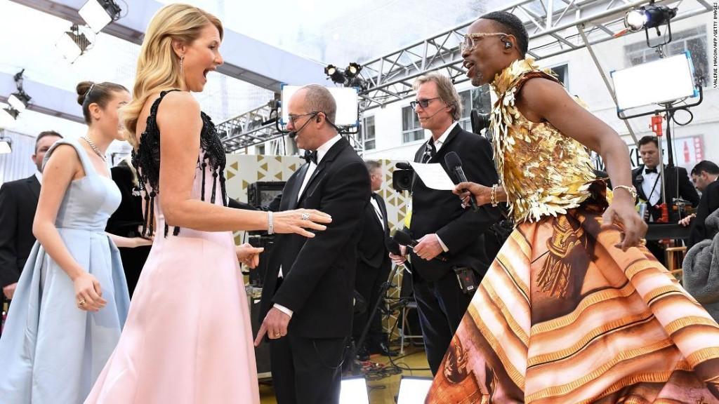 Photos: The 2020 Oscars red carpet