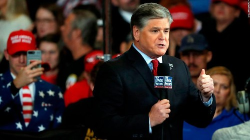 'It disturbs me to my core': Fox News staffers express outrage over Hannity's rally appearance