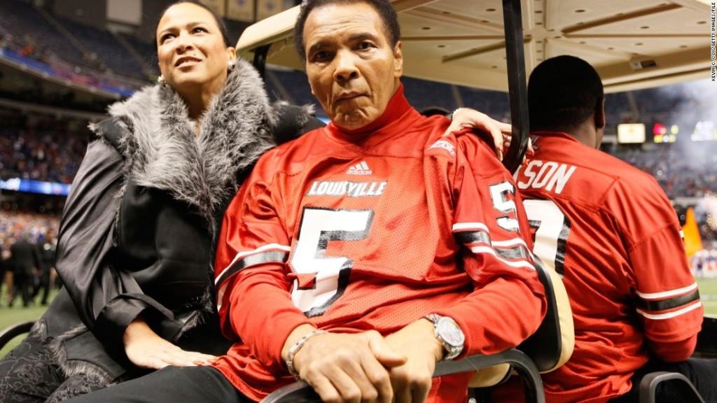 Muhammad Ali's health battle: What is Parkinson's disease?