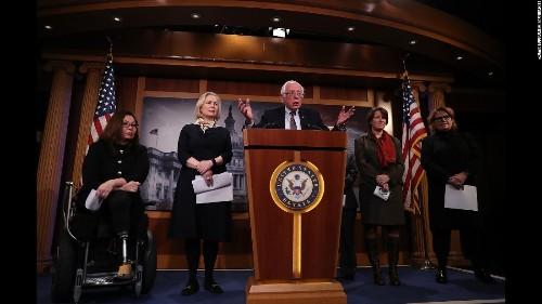 Sanders to headline progressive 'People's Summit'