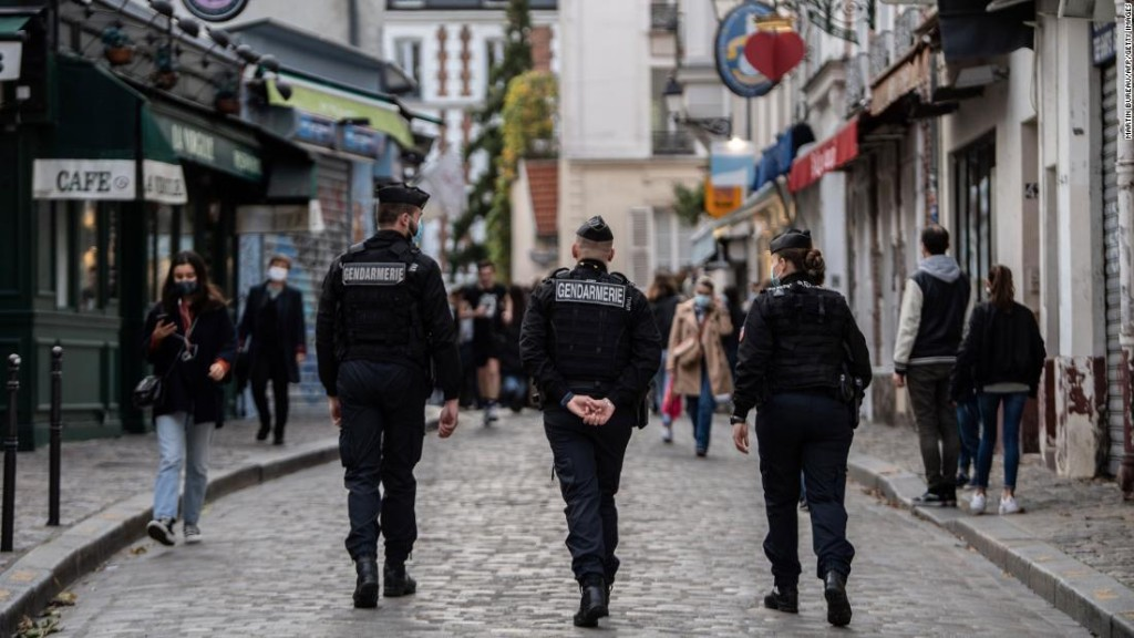 Man fined for breaching French lockdown to 'smash a guy's face in'
